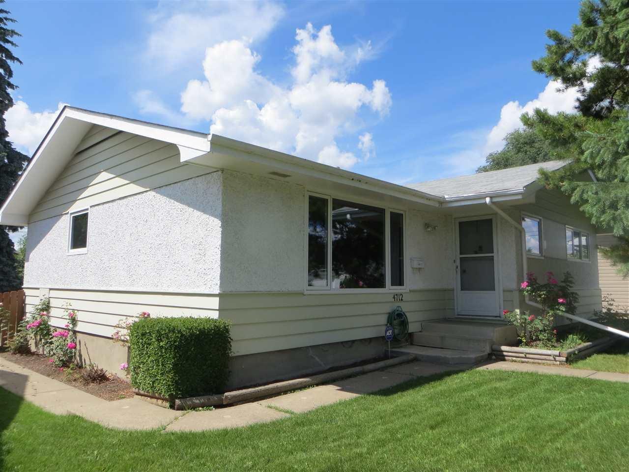 Main Photo: 4712 117 Street in Edmonton: Zone 15 House for sale : MLS®# E4166158