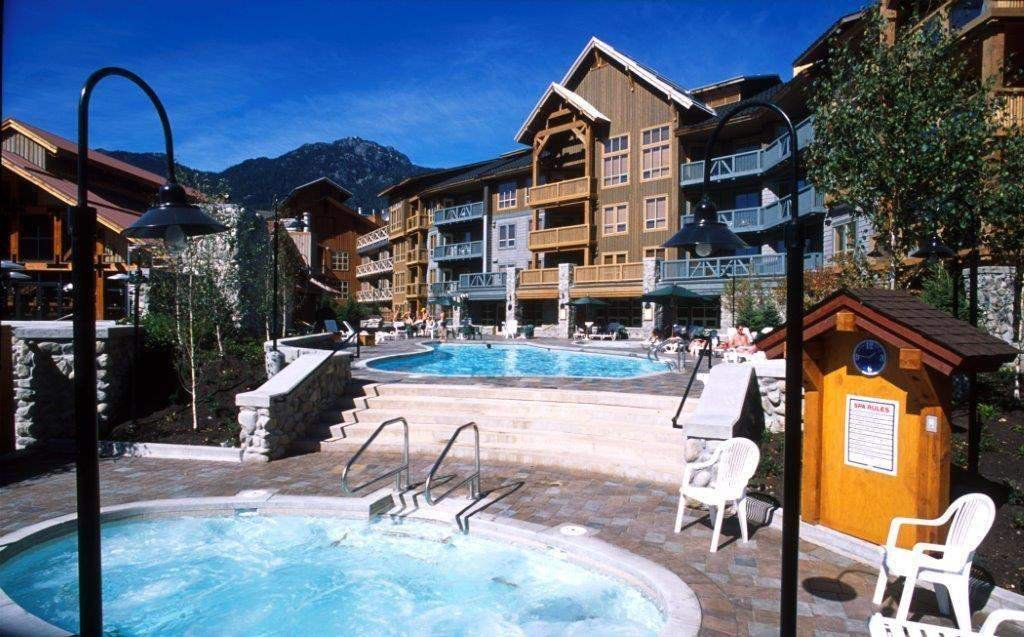 """Main Photo: 229A 2036 LONDON Lane in Whistler: Whistler Creek Condo for sale in """"LEGENDS"""" : MLS®# R2480646"""