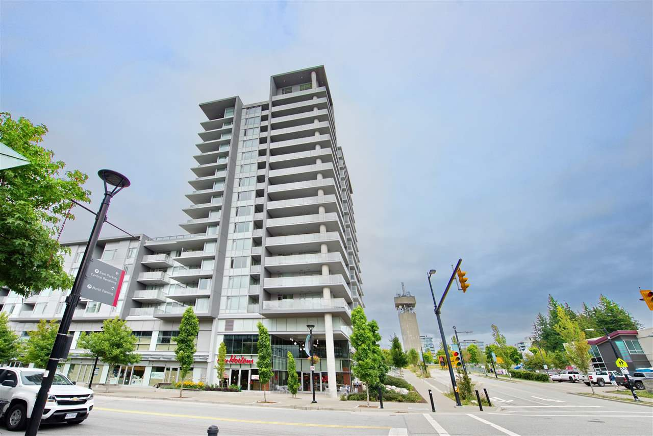 """Main Photo: 1107 9393 TOWER Road in Burnaby: Simon Fraser Univer. Condo for sale in """"Centerblock"""" (Burnaby North)  : MLS®# R2484859"""