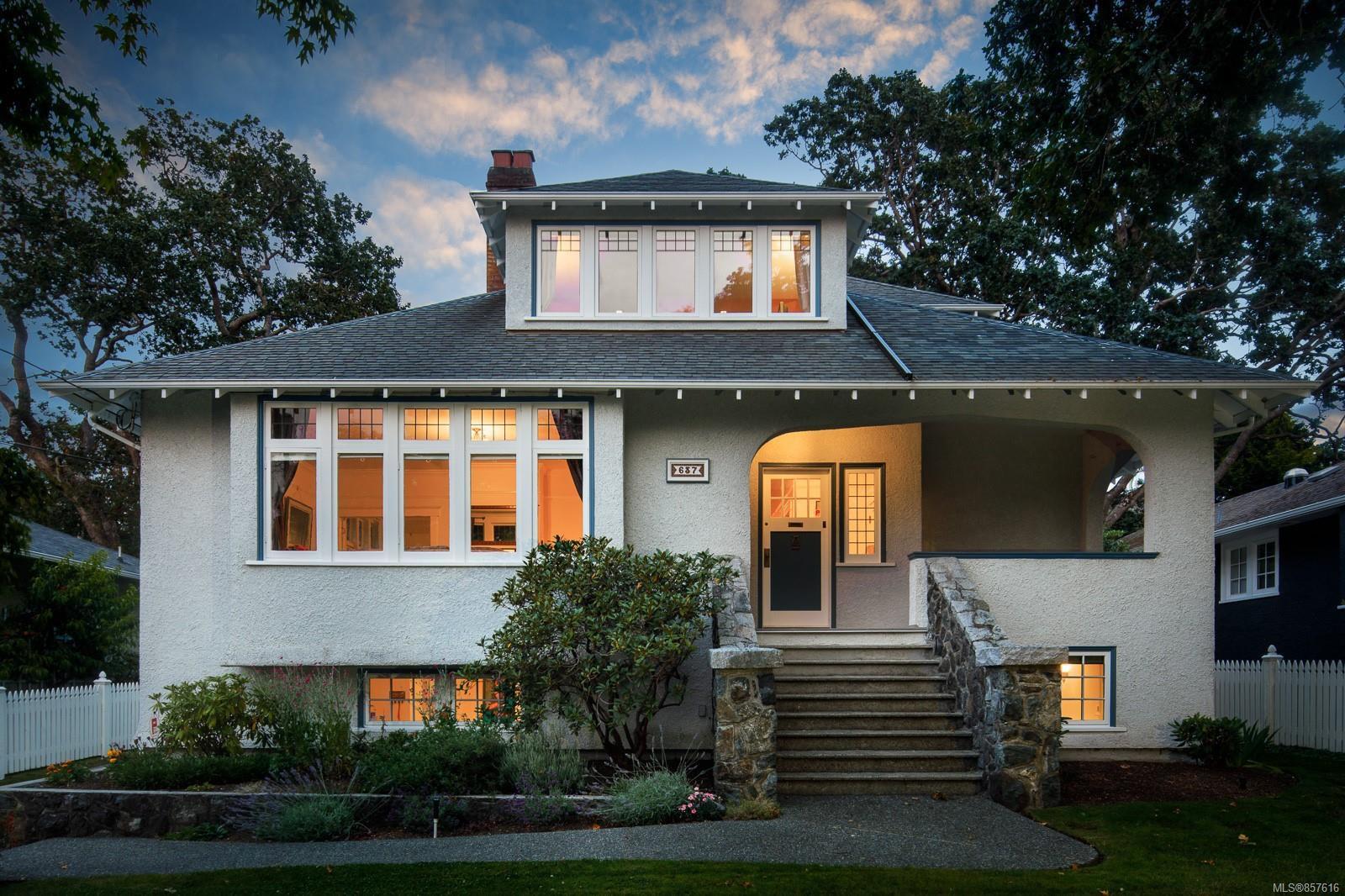 Main Photo: 637 Transit Rd in : OB South Oak Bay House for sale (Oak Bay)  : MLS®# 857616