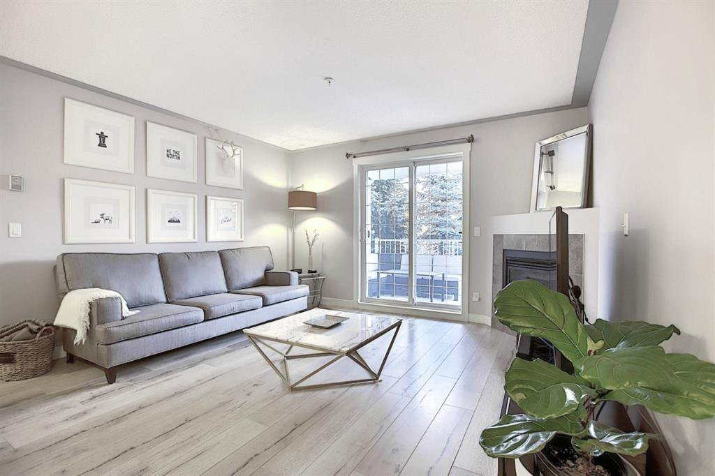 Main Photo: 230 2233 34 Avenue SW in Calgary: Garrison Woods Apartment for sale : MLS®# A1051626