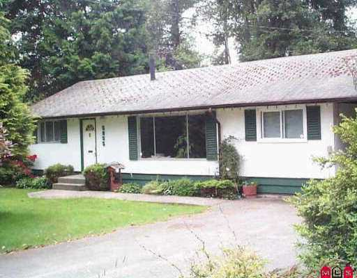 Main Photo: 5855 132ND ST in Surrey: Panorama Ridge House for sale : MLS®# F2510864