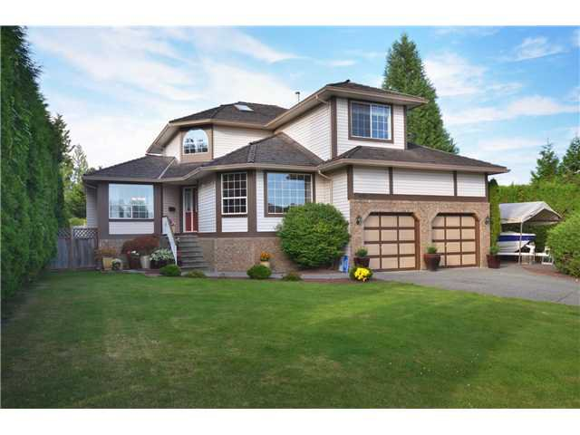Main Photo: 3311 CALIENTE Place in Coquitlam: Hockaday House for sale : MLS®# V968079