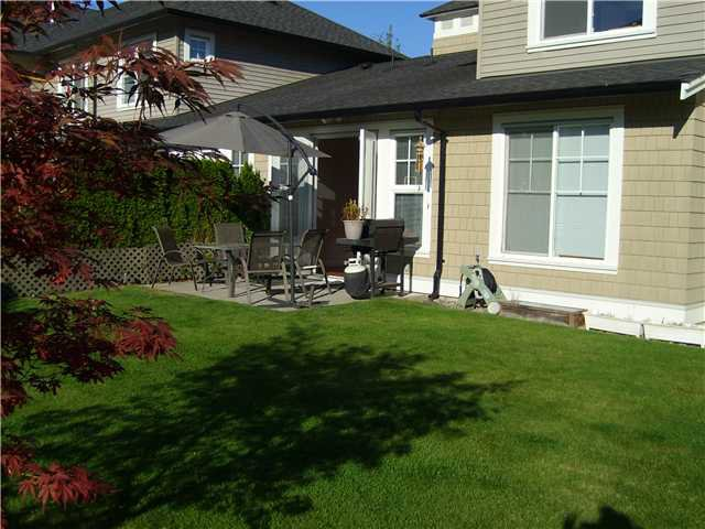 """Photo 8: Photos: 6 19452 FRASER Way in Pitt Meadows: South Meadows Townhouse for sale in """"SHORELINE"""" : MLS®# V972885"""