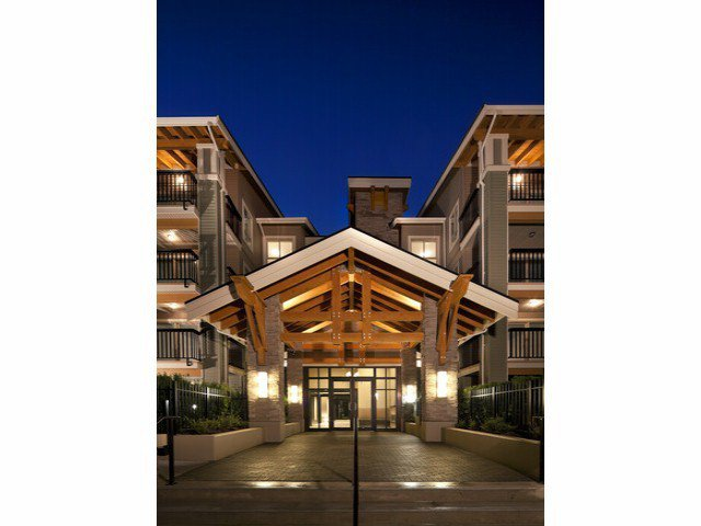 "Main Photo: 223 21009 56TH Avenue in Langley: Salmon River Condo for sale in ""Cornerstone"" : MLS®# F1228865"