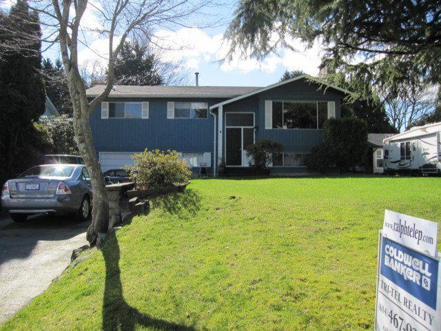 Main Photo: 21684 HOWISON Avenue in Maple Ridge: West Central House for sale : MLS®# V997159