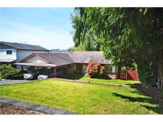 Main Photo: 1524 MARY HILL Lane in Port Coquitlam: Mary Hill House for sale : MLS®# V1004131