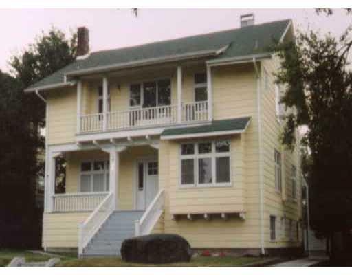 Main Photo: 338 W 14TH AV in : Mount Pleasant VW House Triplex for sale : MLS®# V278228