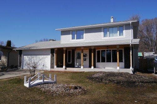 Main Photo: 22 Rockcliffe Road in Winnipeg: Residential for sale : MLS®# 1404708