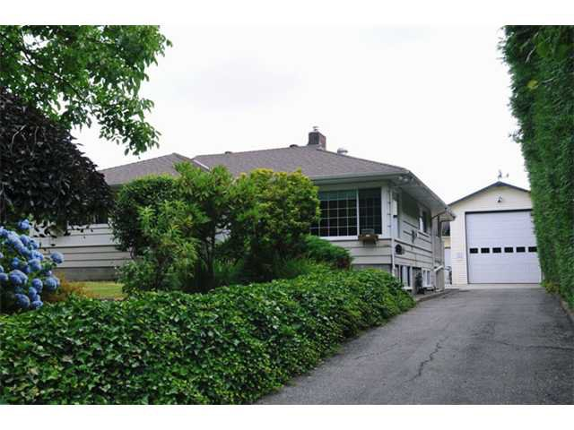 "Main Photo: 12440 224TH Street in Maple Ridge: East Central House for sale in ""CENTRAL MAPLE RIDGE"" : MLS®# V1076461"