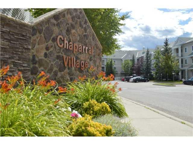 Main Photo: 1304 11 CHAPARRAL RIDGE Drive SE in CALGARY: Chaparral Condo for sale (Calgary)  : MLS®# C3633487