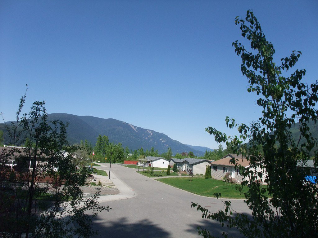 Photo 1: Photos: 4530 NE 72 Avenue in Salmon Arm: Canoe Land Only for sale : MLS®# 10111581
