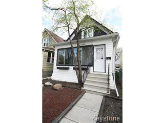 Main Photo: 518 Hethrington Avenue in Winnipeg: Residential for sale (Fort Rouge)  : MLS®# 1512794
