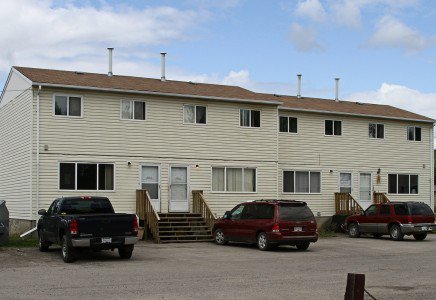 Main Photo: Woodside Estate Townhomes in Chetwynd: Multi-Family Commercial for sale (Chetwynd, BC)