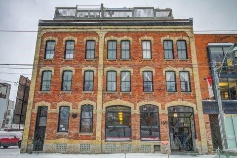 Main Photo: 189 Queen St Unit #2 in Toronto: Moss Park Condo for sale (Toronto C08)  : MLS®# C3710469