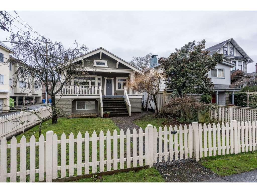 Main Photo: 2085 W 45TH AVENUE in Vancouver: Kerrisdale House for sale (Vancouver West)  : MLS®# R2147366
