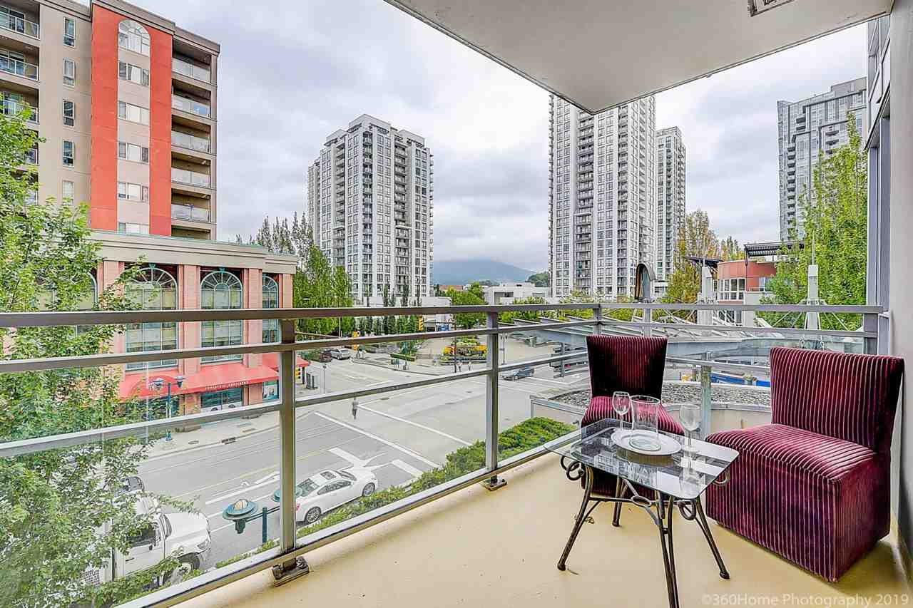 """Main Photo: 503 2978 GLEN Drive in Coquitlam: North Coquitlam Condo for sale in """"GRAND CENTRAL 1"""" : MLS®# R2397866"""