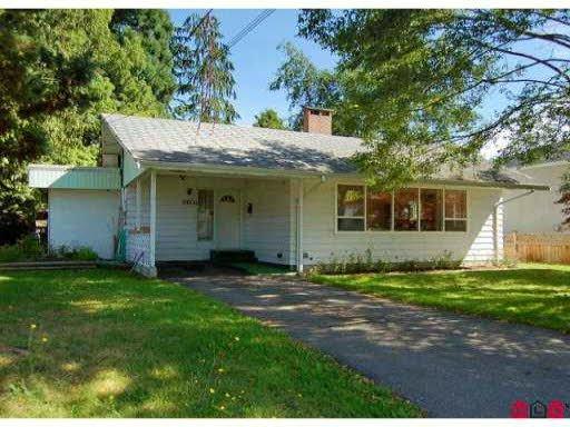Main Photo: 12487 97B AVENUE in : Cedar Hills House for sale : MLS®# F1028166