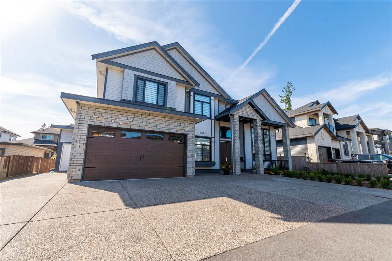 Main Photo: 2641 CENTENNIAL Street in Abbotsford: Abbotsford West House for sale : MLS®# R2491848