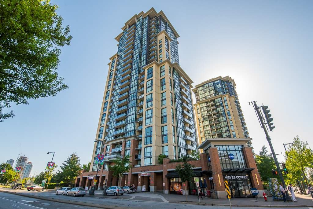 "Main Photo: 2202 10777 UNIVERSITY Drive in Surrey: Whalley Condo for sale in ""CITY POINT"" (North Surrey)  : MLS®# R2511547"