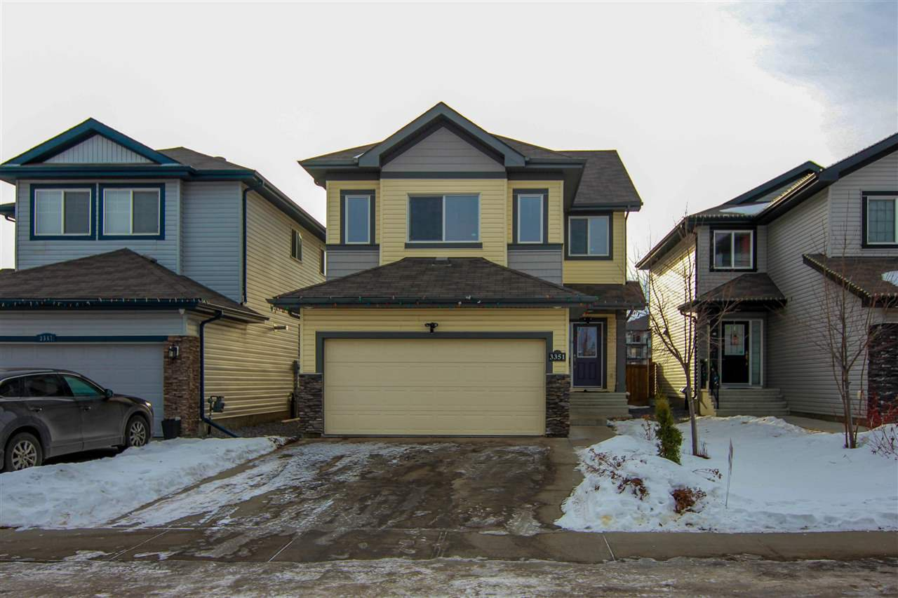 Main Photo: 3351 16B Avenue in Edmonton: Zone 30 House for sale : MLS®# E4225092