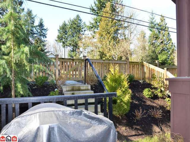 """Photo 10: Photos: 36 14462 61A Avenue in Surrey: Sullivan Station Townhouse for sale in """"RAVINA"""" : MLS®# F1204035"""