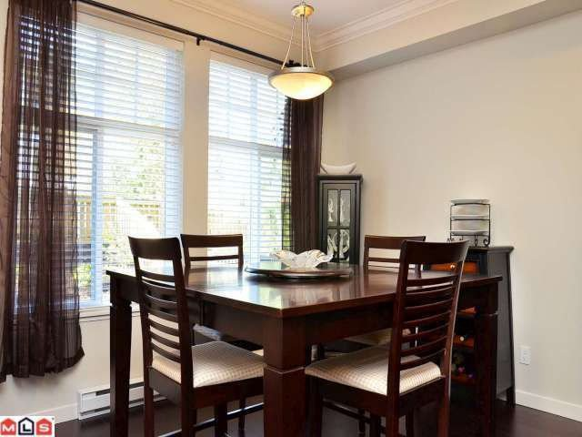 """Photo 5: Photos: 36 14462 61A Avenue in Surrey: Sullivan Station Townhouse for sale in """"RAVINA"""" : MLS®# F1204035"""
