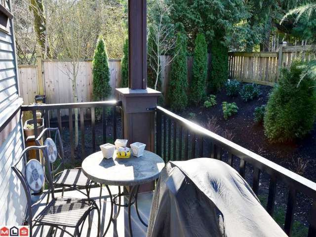 """Photo 9: Photos: 36 14462 61A Avenue in Surrey: Sullivan Station Townhouse for sale in """"RAVINA"""" : MLS®# F1204035"""