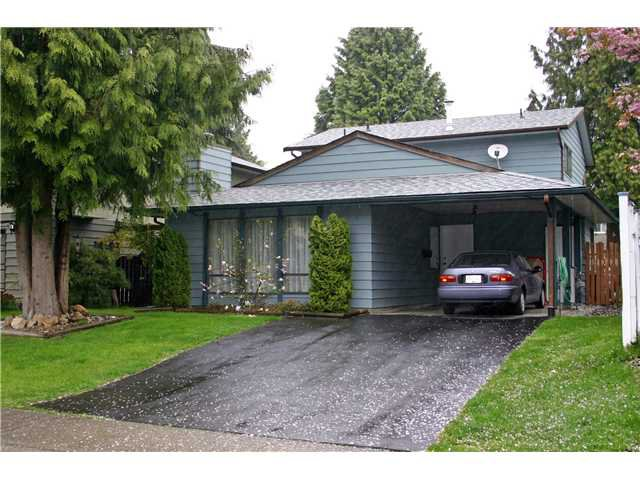 "Main Photo: 3239 MAYNE Crescent in Coquitlam: New Horizons House for sale in ""NEW HORIZONS"" : MLS®# V935409"