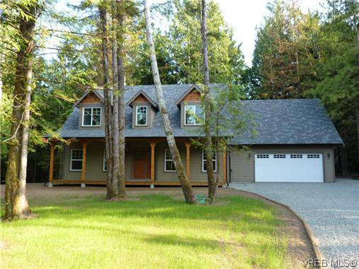 Main Photo: 7881 Chubb Rd in SOOKE: Sk Kemp Lake House for sale (Sooke)  : MLS®# 607937