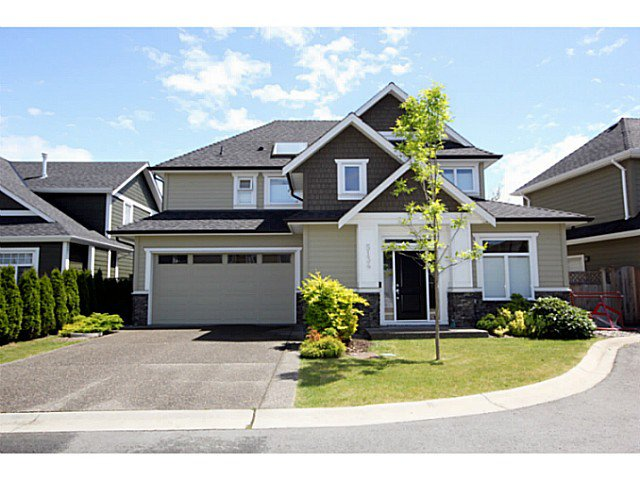"Main Photo: 5134 BENTLEY Lane in Ladner: Hawthorne House for sale in ""BENTLEY LANE"" : MLS®# V1011680"