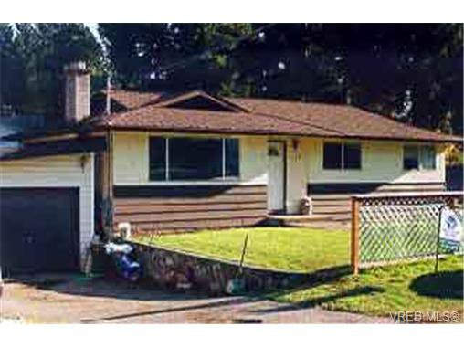Main Photo: 550 Laren Road in VICTORIA: Co Wishart North Single Family Detached for sale (Colwood)  : MLS®# 128597
