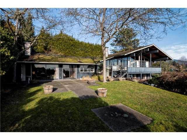 Main Photo: 725 Eyremount DR in West Vancouver: British Properties House for sale : MLS®# V1102725