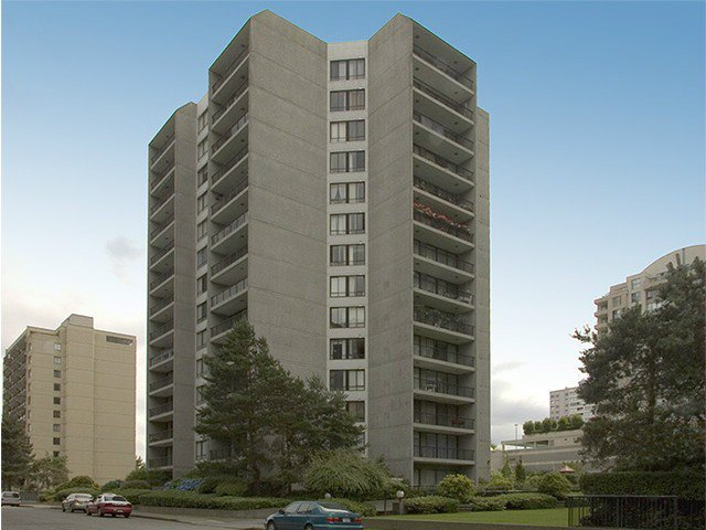 Main Photo: # 402 710 SEVENTH AV in New Westminster: Uptown NW Condo for sale : MLS®# V1127047