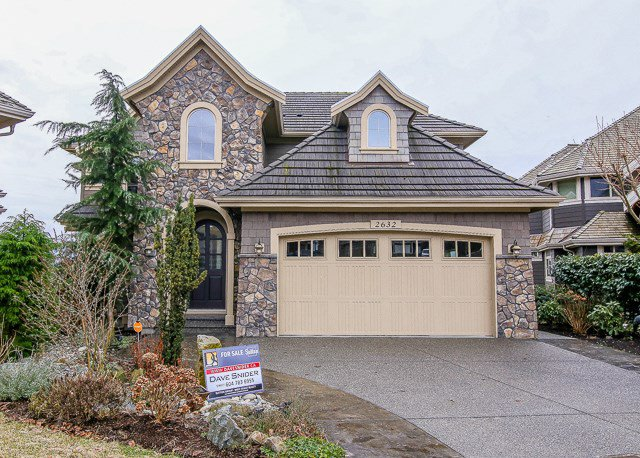 Main Photo: 2632 LARKSPUR COURT in Abbotsford: Abbotsford East House for sale : MLS®# R2030931