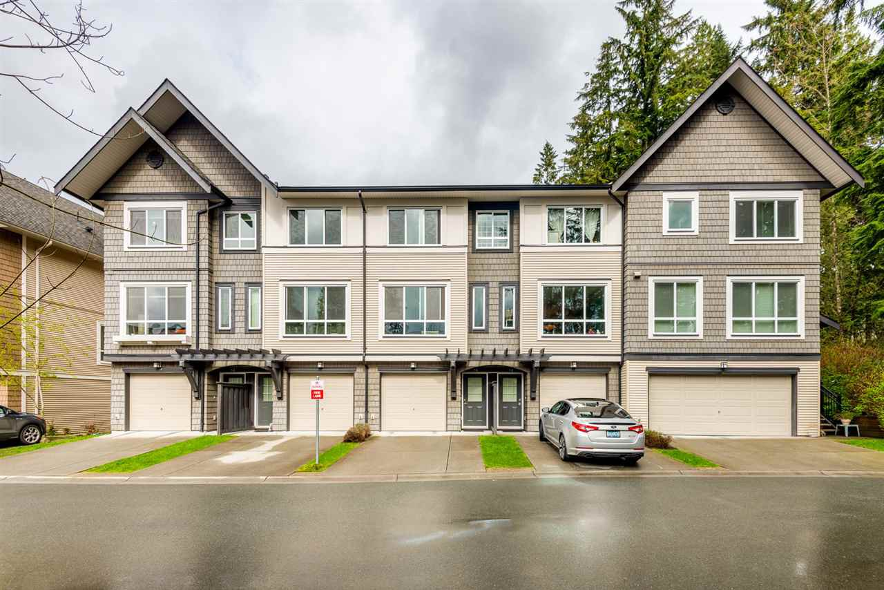Main Photo: 78 1305 SOBALL STREET in Coquitlam: Burke Mountain Townhouse for sale : MLS®# R2050142