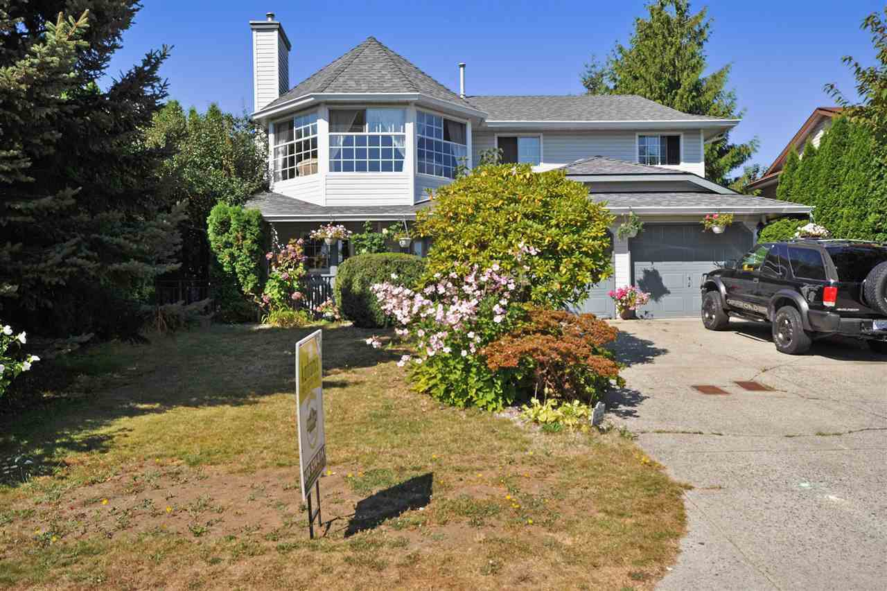Main Photo: 8091 FORBES STREET in Mission: Mission BC House for sale : MLS®# R2101903