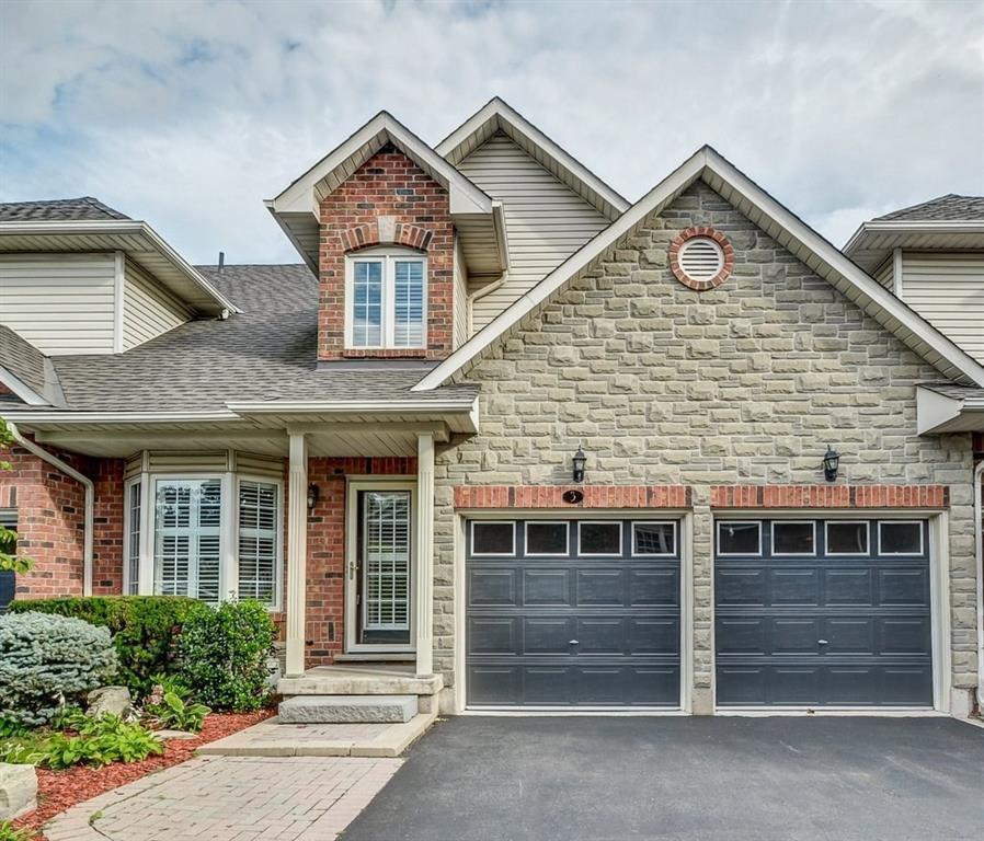 Main Photo: 3 1275 Stephenson Drive in Burlington: House for sale (Maple)  : MLS®# H4036070