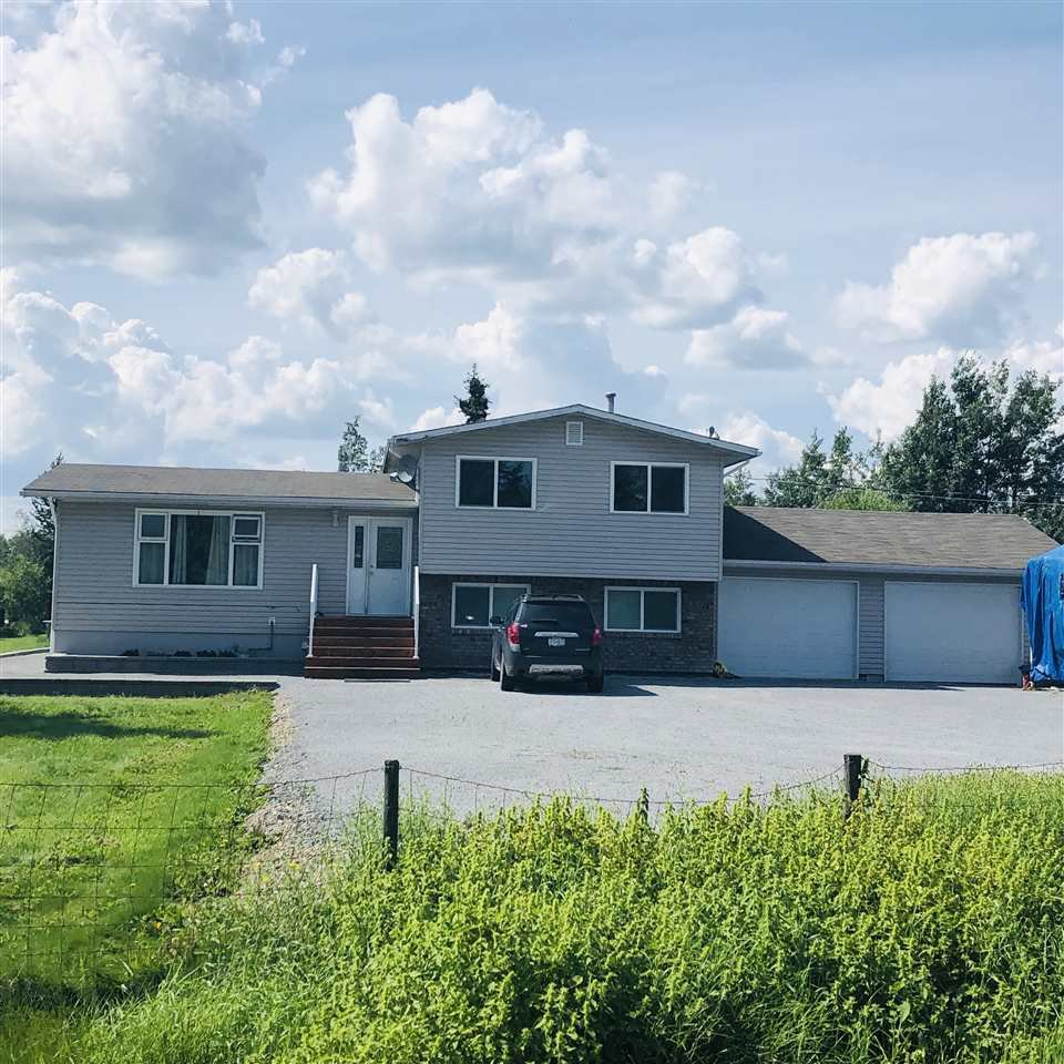 Main Photo: 9205 SUTLEY Road in Prince George: Pineview House for sale (PG Rural South (Zone 78))  : MLS®# R2394012