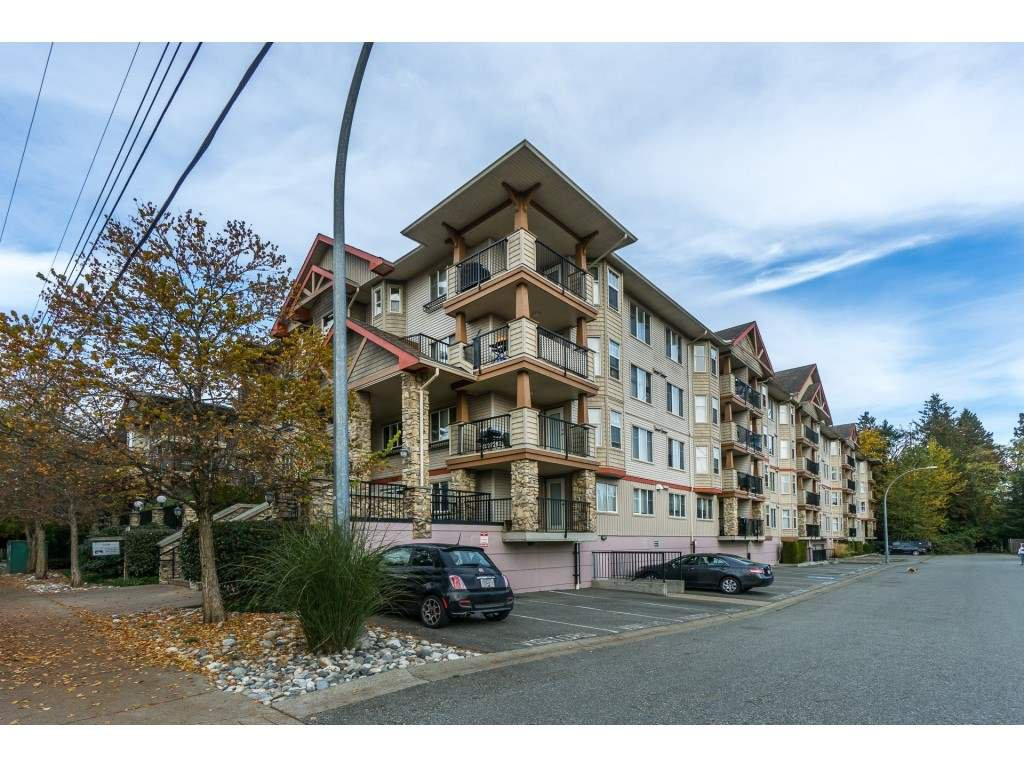"Main Photo: 203 5438 198 Street in Langley: Langley City Condo for sale in ""Creekside Estates"" : MLS®# R2394373"