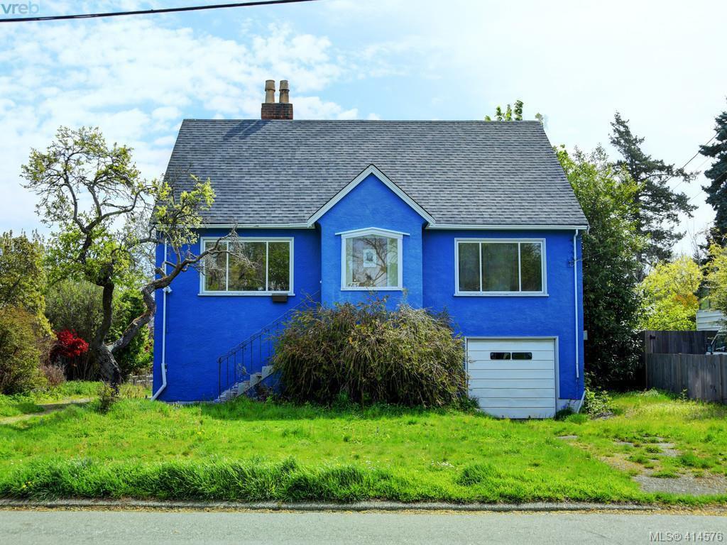 Main Photo: 485 Joffre St in VICTORIA: Es Saxe Point Single Family Detached for sale (Esquimalt)  : MLS®# 822222