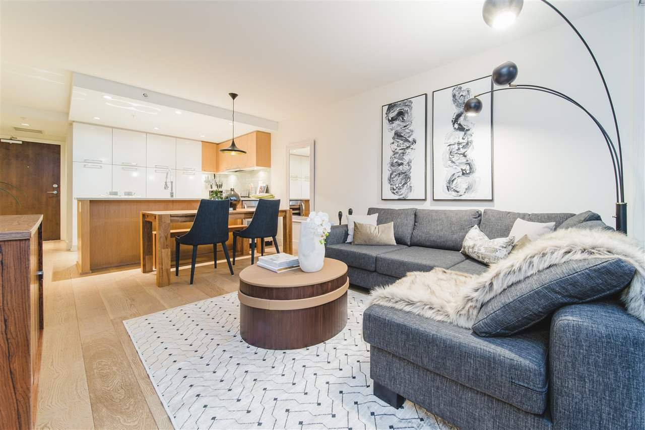"""Main Photo: 410 1680 W 4TH Avenue in Vancouver: False Creek Condo for sale in """"Mantra"""" (Vancouver West)  : MLS®# R2414688"""