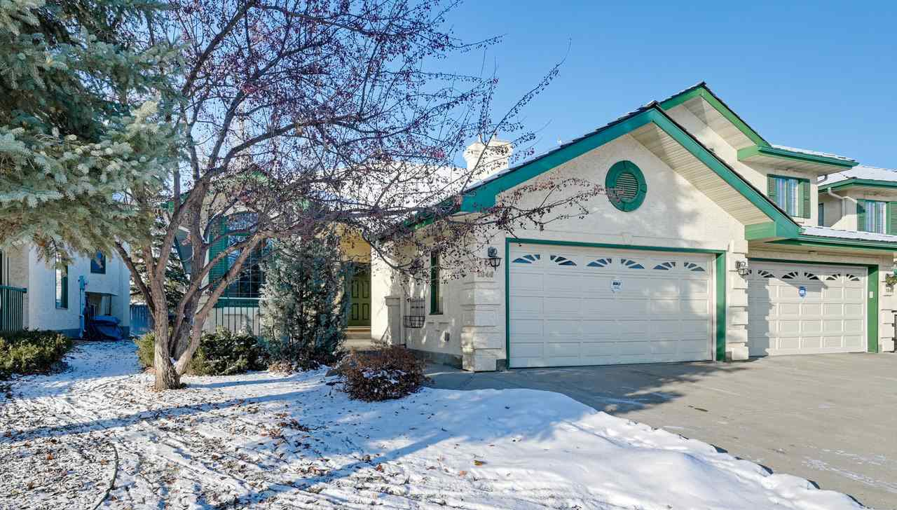 Main Photo: 1046 CARTER CREST Road in Edmonton: Zone 14 House Half Duplex for sale : MLS®# E4181280