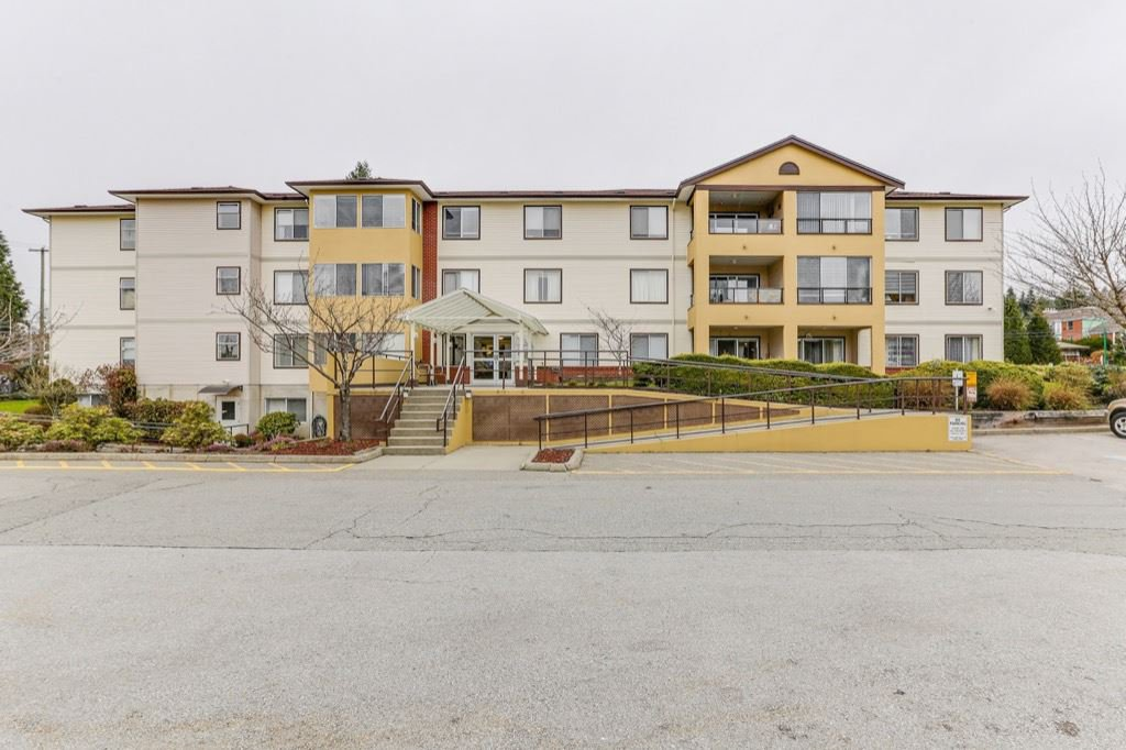 "Main Photo: 307 1802 DUTHIE Avenue in Burnaby: Montecito Condo for sale in ""Valhalla Court"" (Burnaby North)  : MLS®# R2441518"