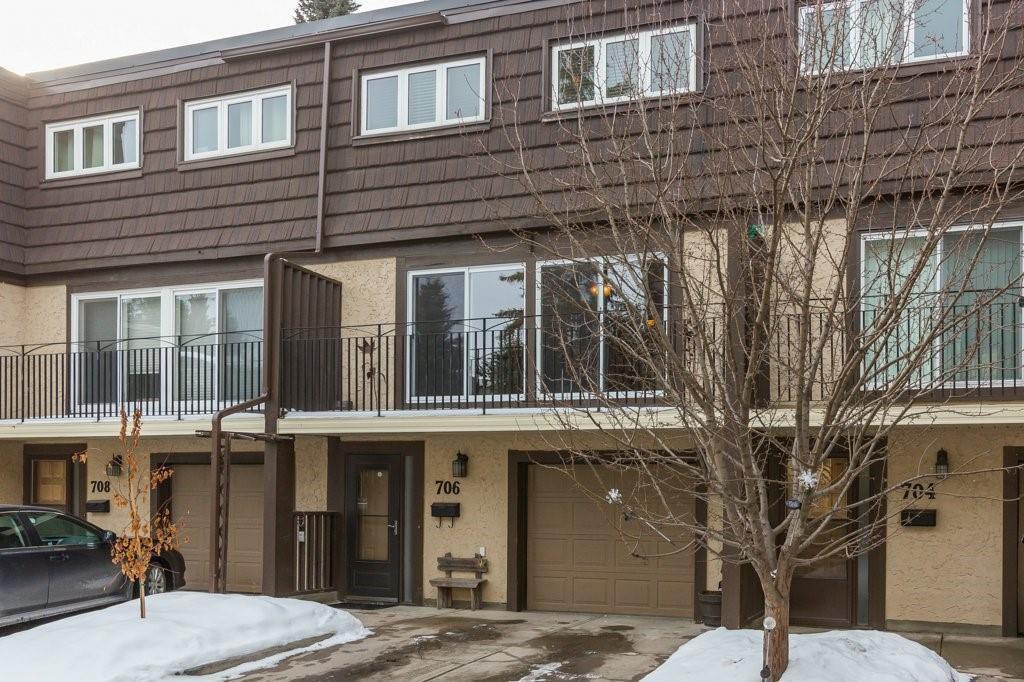 Main Photo: #706 3130 66 AV SW in Calgary: Lakeview House for sale : MLS®# C4286507