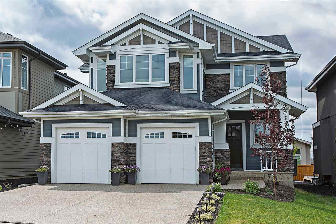 Main Photo: 1112 HAINSTOCK Green in Edmonton: Zone 55 House for sale : MLS®# E4200717