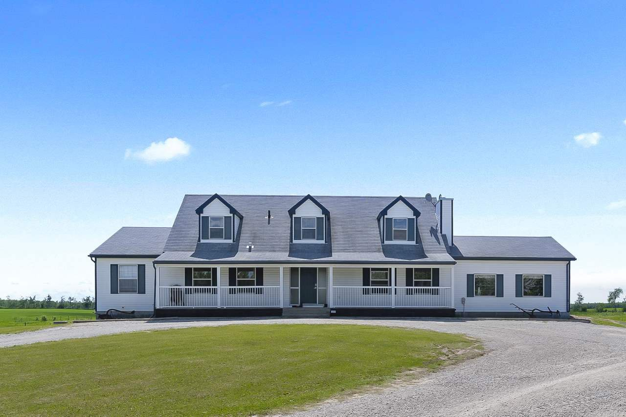Main Photo: 63214 Rng Rd 424: Rural Bonnyville M.D. House for sale : MLS®# E4204099