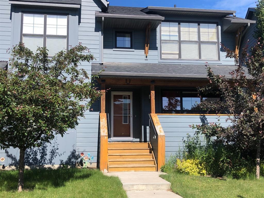 Main Photo: 131 WALDEN Terrace SE in Calgary: Walden Semi Detached for sale : MLS®# A1011874