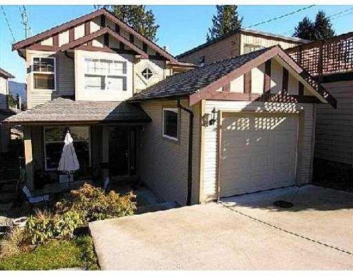 Main Photo: 3200 MILTON AV in North Vancouver: Lynn Valley House for sale : MLS®# V542188