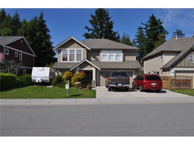 "Main Photo: 6390 SAMRON Road in Sechelt: Sechelt District House for sale in ""WEST SECHELT"" (Sunshine Coast)  : MLS®# V1002133"